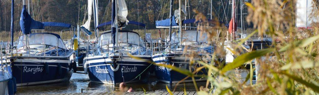 czarter jachtów sztynort
