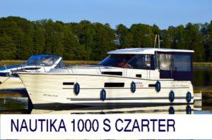 nautika-1000-czarter-sztynort