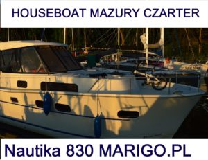 nautika-830-houseboat-mazury-w-porcie-kietlice-na-jeziorze-mamry
