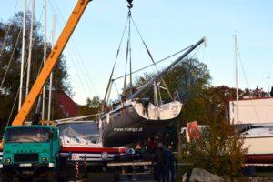 port-sztynort-wodowanie-jachtów
