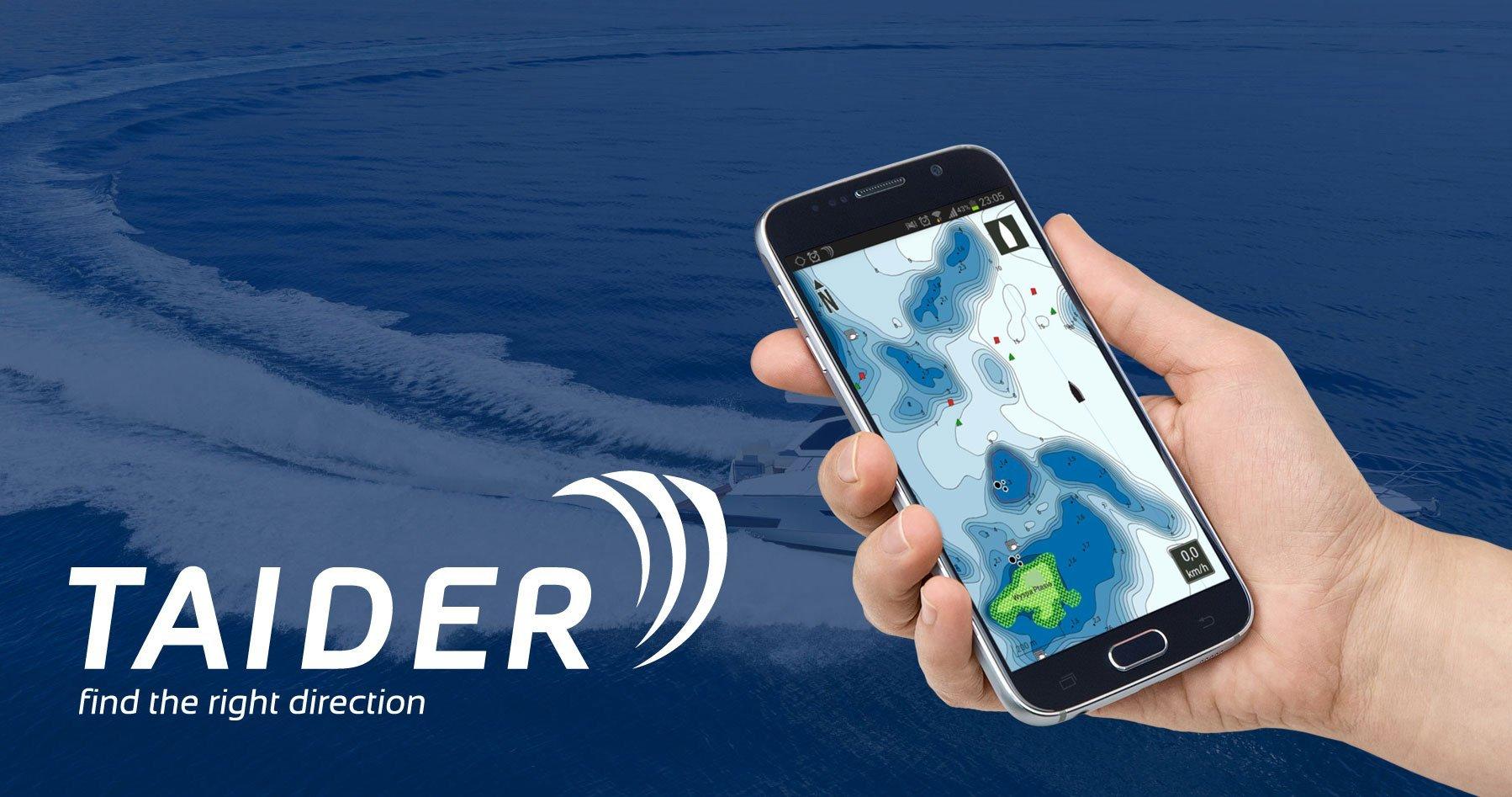 Mapa Jezior Taider – gratis dla naszych klientów!