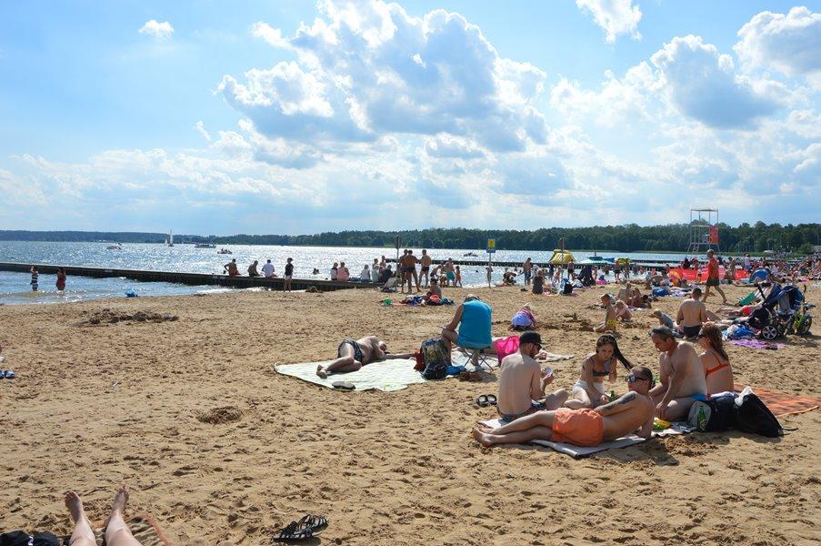 plaża-giżycko-po-renowacji