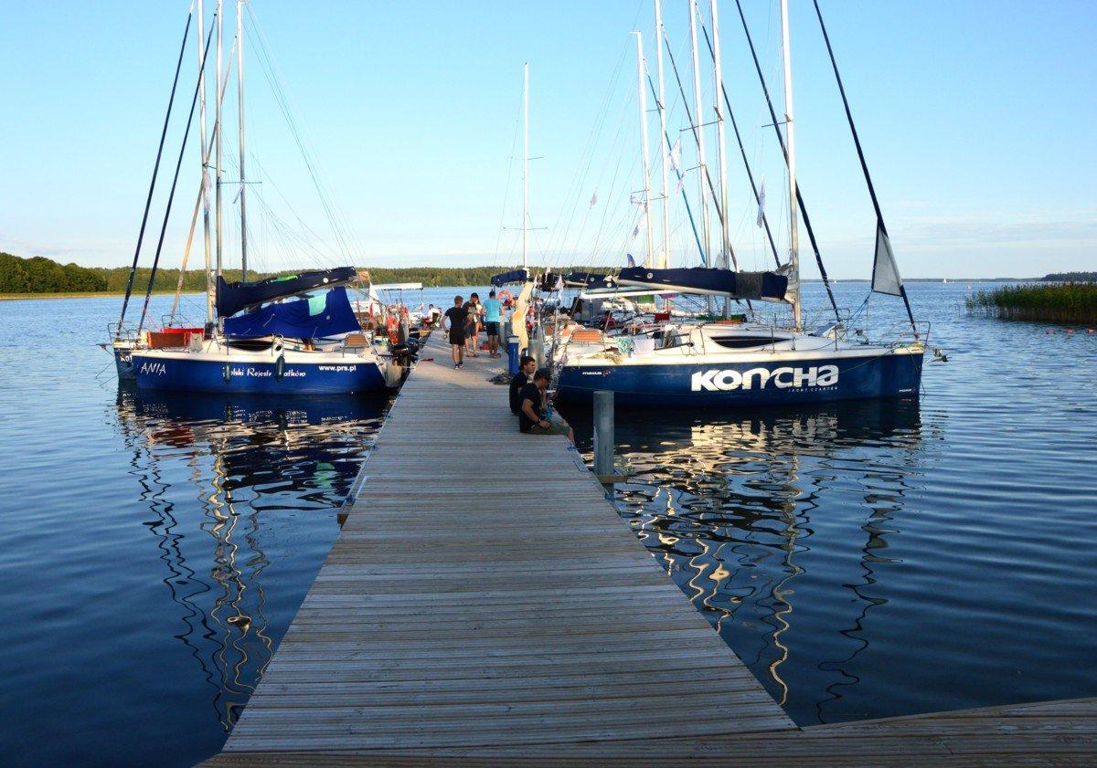 port-przystań-jachty