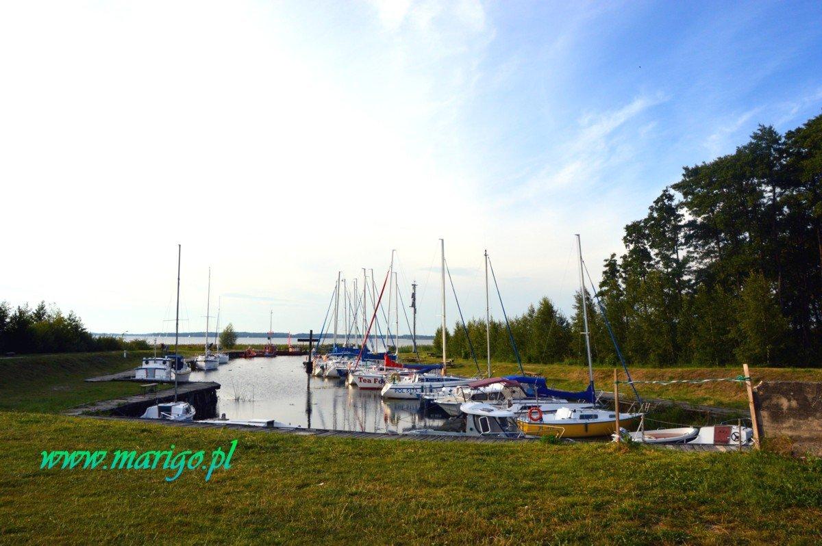 jezioro-mamry-port-skłodowo