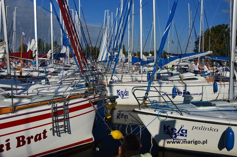 port-węgorzewo-ścisk-przed-regatami-northman