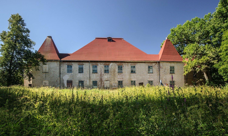sztynort-pałac-obecnie