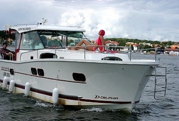 łódź motorowa nautika 1000