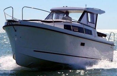 nexus 870 na wodzie