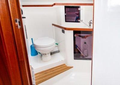 tango 33- kabina WC z prysznicem