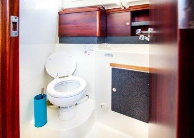 nautika 1000 soley kabina wc z prysznicem