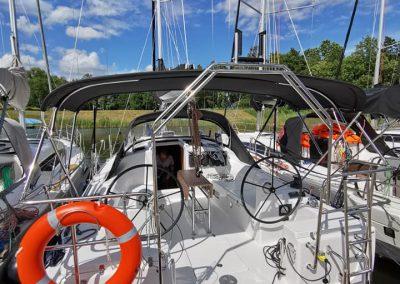 antila 33.3 rufa jachtu