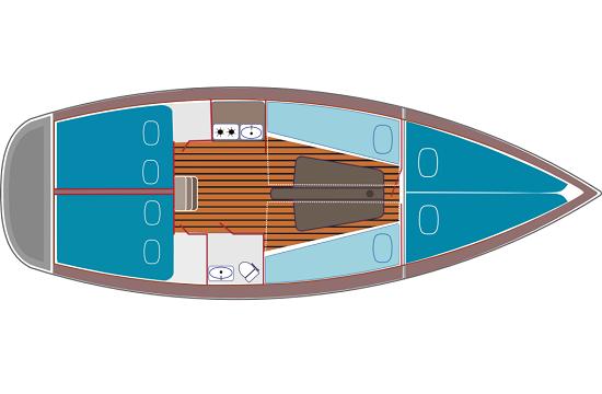 tes 32 schemat jachtu
