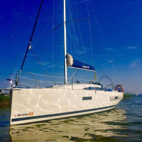 antila 33-czarter jachtu luksusowego