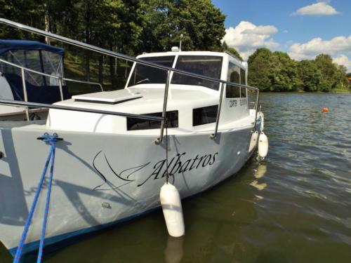 jacht-motorowy-albatros