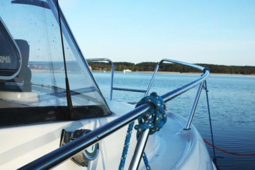 jacht bez patentu quicksilver 650