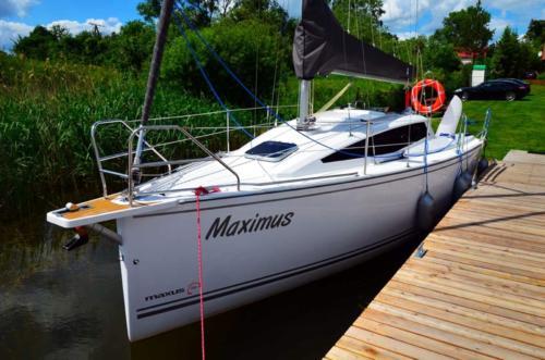 jacht-maxus-26-mazury-prażmowo