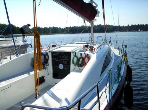 jacht-sedna-30-czarter-mazury-piękna-góra