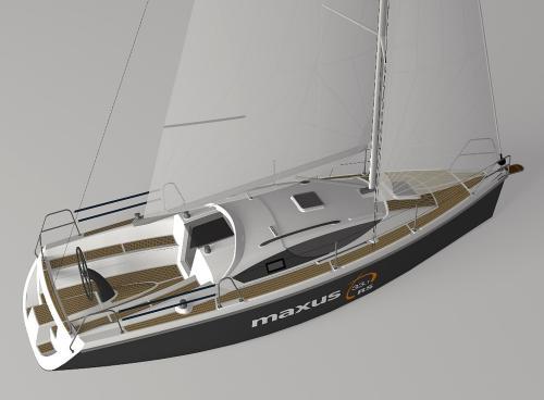 sylwetka-jachtu-maxus-33.1-rs